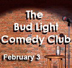 Comedy Club Upcoming Events