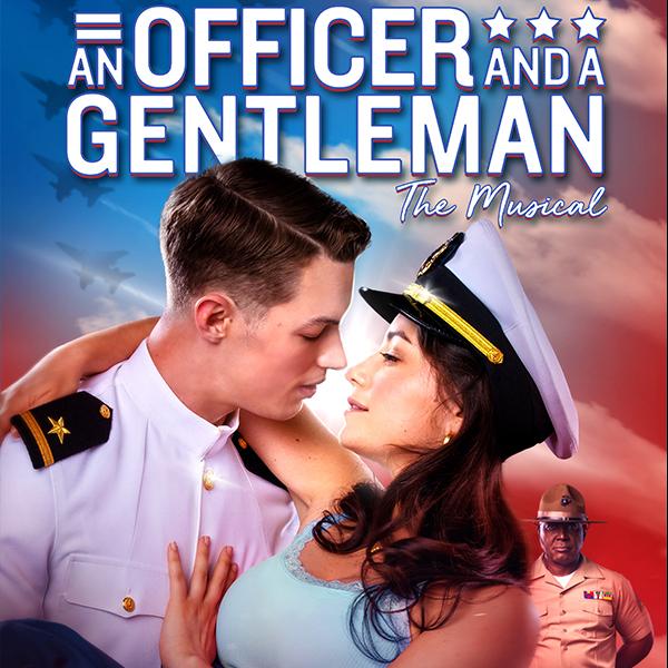An Officer and a Gentleman art