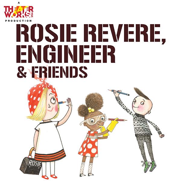 Rosie Revere. Engineer & Friends logo