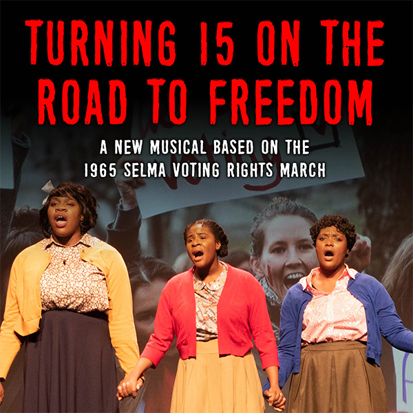 Turning 15 on the Road to Freedom image