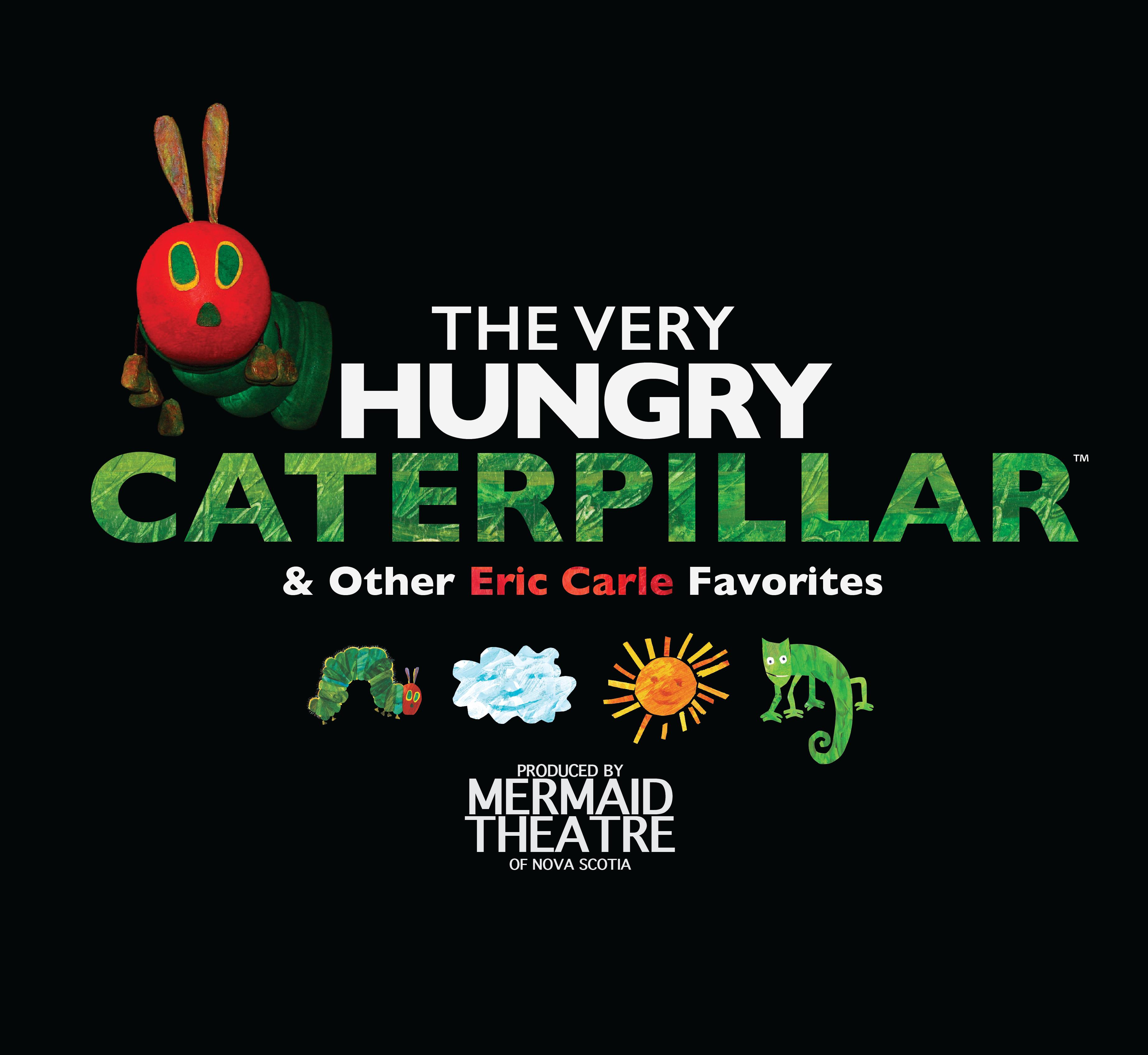 The Very Hungry Caterpillar logo